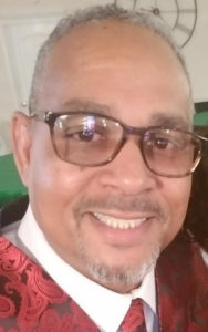 Pastor Rickey Robinson