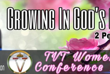 TVT Women's Conference 2019!